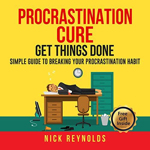 Procrastination Cure: Get Things Done cover art