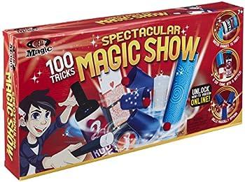 Ideal 100-Trick Spectacular Magic Show Set