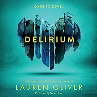 Delirium                   By:                                                                                                                                 Lauren Oliver                               Narrated by:                                                                                                                                 Sarah Drew                      Length: 11 hrs and 47 mins     3,883 ratings     Overall 4.1