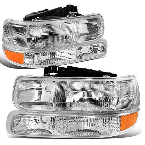 02 silverado headlight assembly - 9
