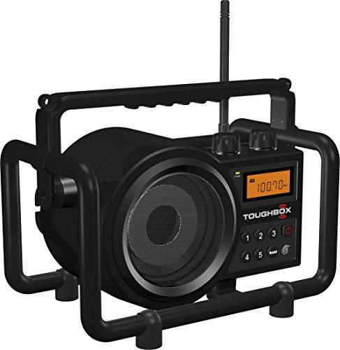 Sangean BB-100 AM/FM/Digital Tuning Rechargeable Radio