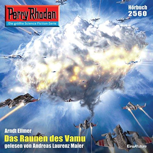 Das Raunen des Vamu (Perry Rhodan 2560) Titelbild
