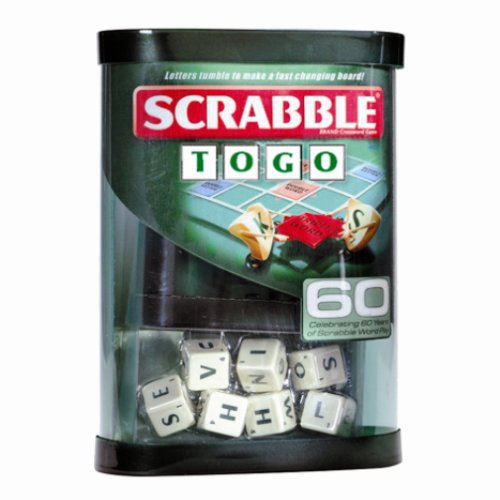 Mattel M8454 - Scrabble (edición para Llevar) [Importado de Alemania]: Amazon.es: Juguetes y juegos