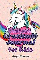 "Unicorn Gratitude Journal for Kids: Amazing Gratitude Journal for Girls with Daily Journal Prompts-130 Days Pages Medium 6""x 9"", Unicorn Design for Kids Ages 5-10"