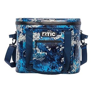RTIC Soft Pack 30 (Rift Blue)