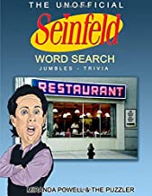 THE UNOFFICIAL SEINFELD WORD SEARCH, JUMBLES AND TRIVIA BOOK PDF