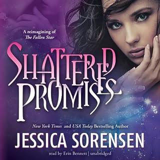 Shattered Promises audiobook cover art