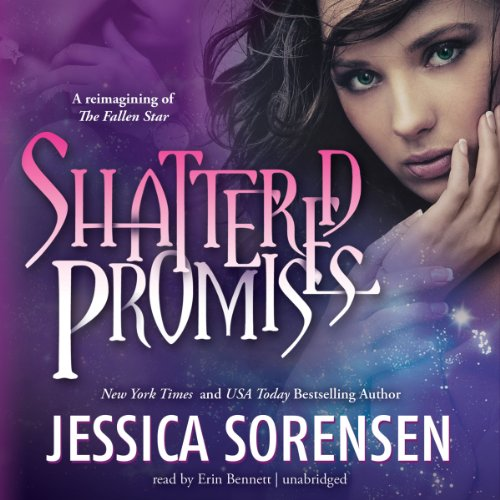 Shattered Promises audiobook cover art