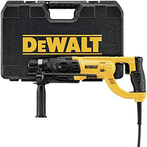 DEWALT D25260K Rotomartillo SDS Plus 1 pulgada 800W 3 Modos