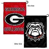College Flags & Banners Co. University of Georgia Double Logo Garden Flag
