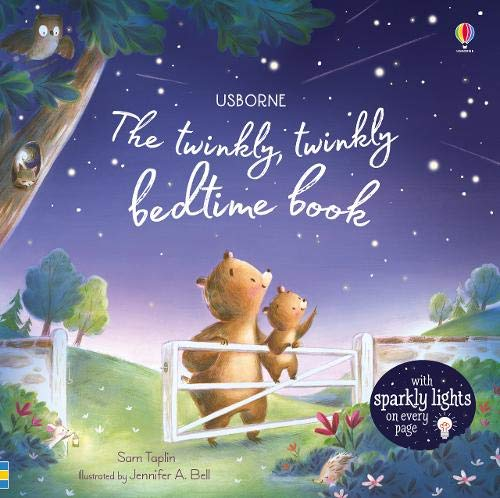 The Twinkly Twinkly Bedtime Book: 1