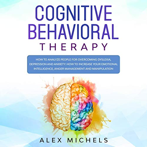 『Cognitive Behavioral Therapy: 3 Books in 1』のカバーアート