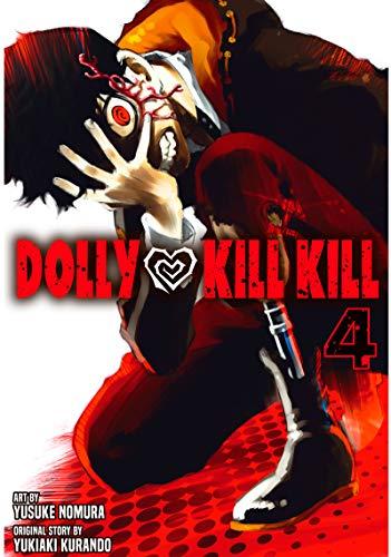 Dolly Kill Kill Vol. 4 (English Edition)