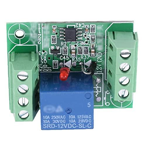 NiceJoy Junta de Control Channel Switch relé Solo módulo DC 12V biestable Circuito de Disparo
