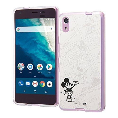 Android One S4/ディズニーキャラクター OTONA/ハイブリッドケース/『ミッキーマウス』_16