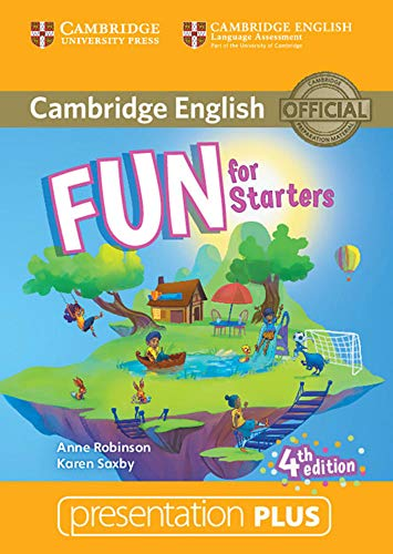 Fun for Starters 4th Edition: Presentation Plus DVD-ROM