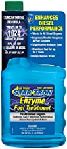 Star Tron Enzyme Fuel Treatment - Super Concentrated Diesel Formula 32 oz - Treats 1,024 Gallons