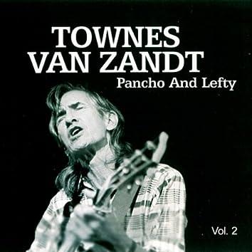 Townes Van Zandt - Pancho And Lefty Vol. 2