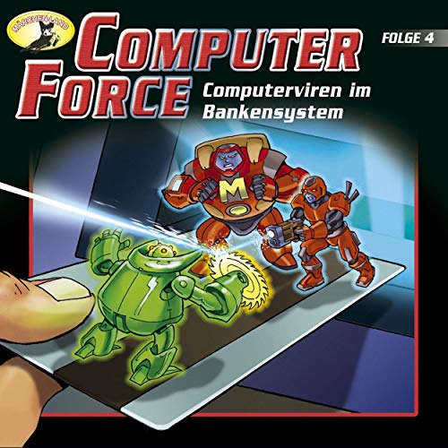 Computerviren im Bankensystem     Computer Force 4              By:                                                                                                                                 Andreas Cämmerer                               Narrated by:                                                                                                                                 Cristoph Jablonka,                                                                                        Crock Krumbiegel,                                                                                        Kai Taschner,                   and others                 Length: 42 mins     Not rated yet     Overall 0.0