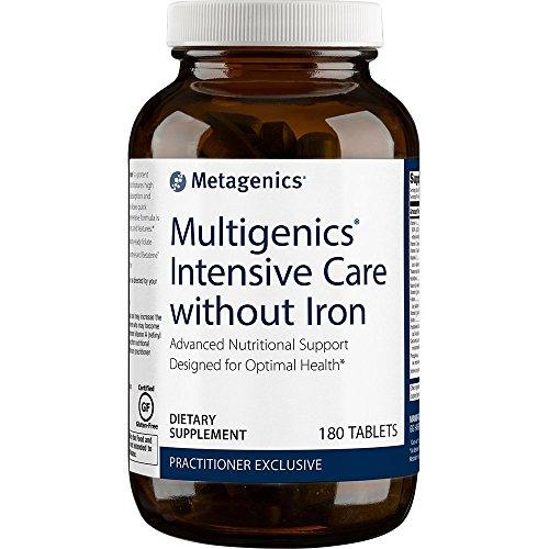 Metagenics Multigenics Intensive Care  Advanced Nutritional Support Designed for Optimal Health*  30 servings
