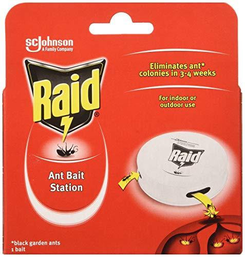 Raid Ant Bait Station, Ant Killer, Pack of 12, 319886_X