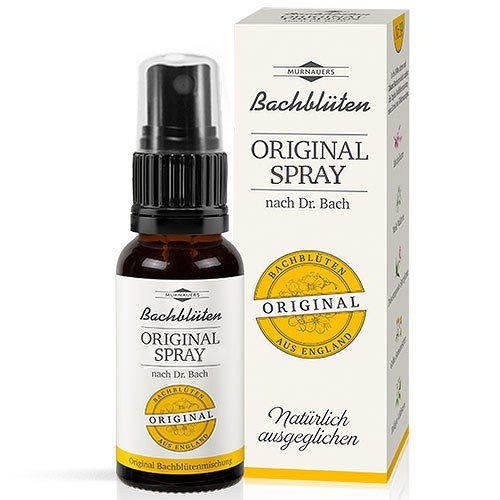 BACHBLÜTEN Original Spray nach Dr.Bach 20 ml