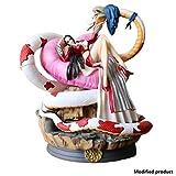 Siyushop One Piece Portrait of Pirates: Boa Hancock Sleeping Position PVC Figure GK Figura De Acción For Niños Adultos Y Fanáticos del Anime - Alto 13.7 Pulgadas