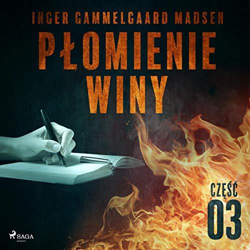 Płomienie winy - część 3 audiobook cover art