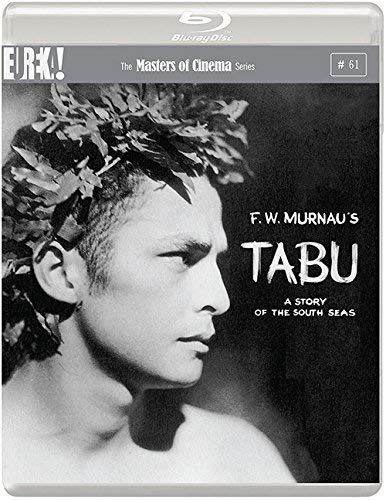 TABU: A STORY OF THE SOUTH SEAS (Masters of Cinema) (BLU-RAY) [UK Import]