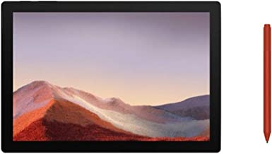 "Microsoft Surface Pro 7 2-in-1 12.3"" Touchscreen Tablet 2736x1824, 10th Gen i5, 8GB RAM, 128GB SSD, Quad-Core, USB-C, Back..."
