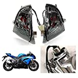 Motorcycle Rear Turn Signal Indicator Light Fits...