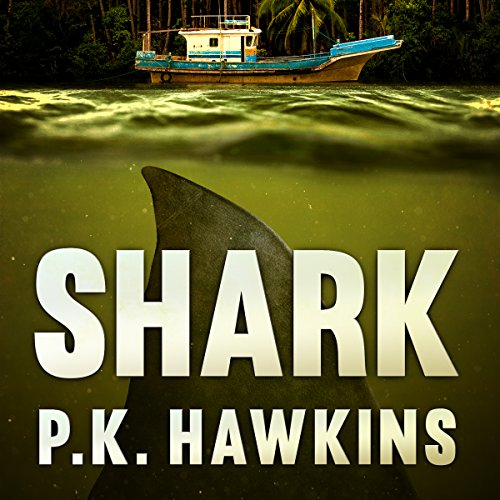 Shark: Infested Waters audiobook cover art
