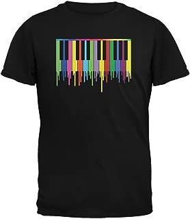 Piano Keys Black Youth T-Shirt