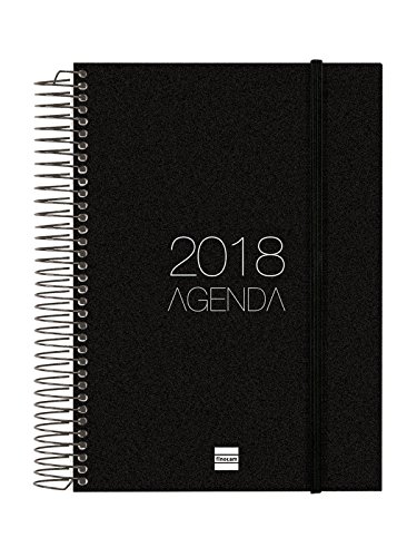 Finocam Espiral Opaque - Agenda 2018,...