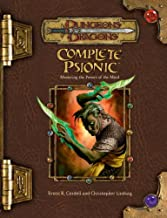 Best complete psionic 3.5 Reviews
