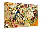 weewado Wassily Kandinsky - Komposition VII - 1913 60x40 cm