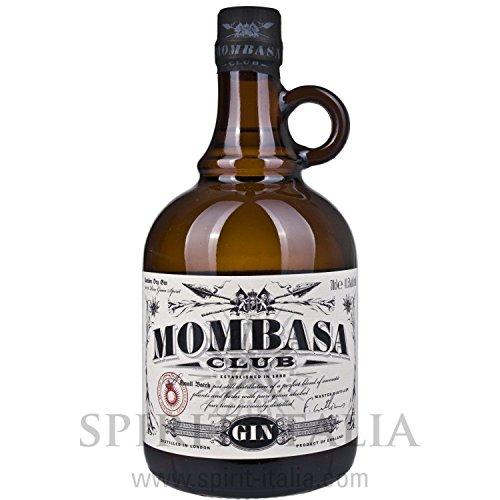 Mombasa Club London Dry Gin 41,50% 0.7 l.