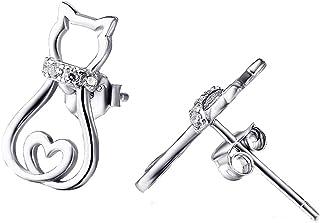 BGTY 925 Sterling Silver Earrings for Women Girls