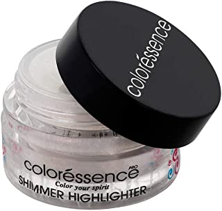 Coloressence Shimmer Highlighter, Silver SS 1, 3g