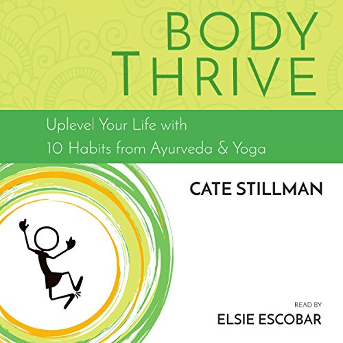 Body Thrive audiobook cover art