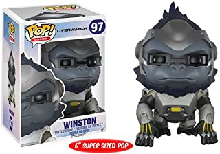 FUNKO POP! GAMES: Overwatch - Winston