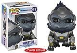 Funko Pop! Games: Overwatch Action Figure - Winston, 6'
