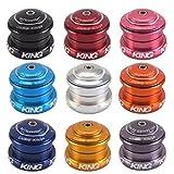 クリスキング(Chris King) 1-1/8-1 1/4 InSt/Ext 44mm GL Slv Inset8 FS0132 1-1/8-1 1/4