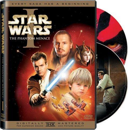 Star Wars: Episode I - The Phantom Menace (Widescreen Edition)
