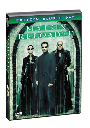 Matrix 2, Matrix Reloaded - Édition 2 DVD [FRENCH] by Keanu Reeves