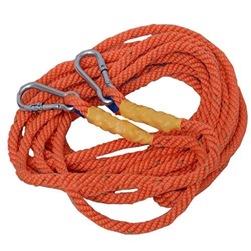 ZPWSNH lange kabel-draagkabel luchtwerkkabel verlengkabel uitlegger reddingslijn diameter 16 mm klimtouw