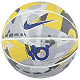 Best Nike Basketball Balls - Nike KD Mini Skills Basketball 35 Yellow/Blue/Grey Size Review