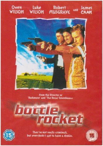 Bottle Rocket [Reino Unido] [DVD]