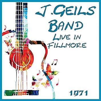 Live in Fillmore 1971 (Live)