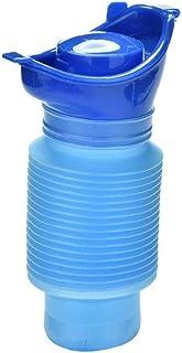Aseo port/átil de viaje Urinarios Urinario extensible emergencia emergencia del coche de la botella reutilizable Potties para Ni/ños Ni/ñas Azul